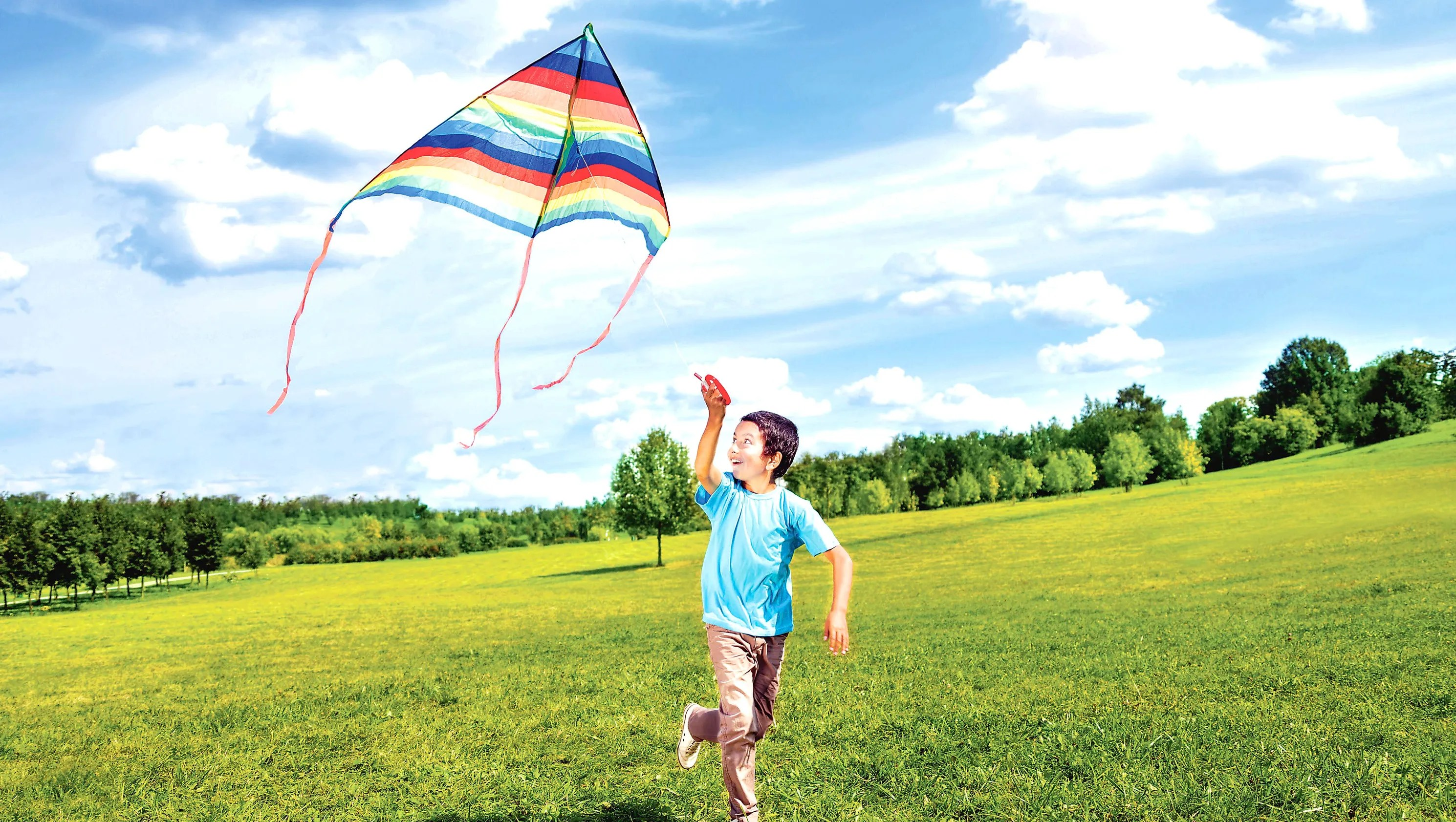 March Is A Great Time For Upstate Kids To Fly Kites