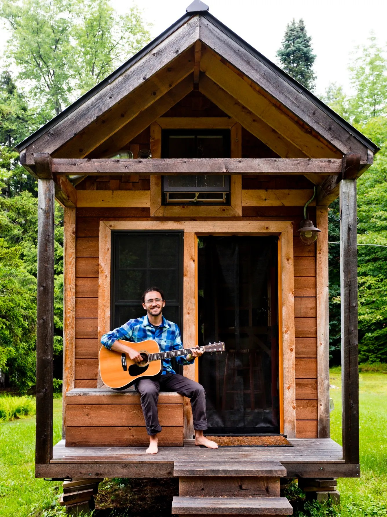 Tiny Lifestyle Meets Challenges In Vt
