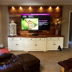 Small Living Room Entertainment Center Ideas Home Design Fireplace 13 Clever New Uses For Old Centers This Is The After View Of Kenny Peek S Conversion A Nine