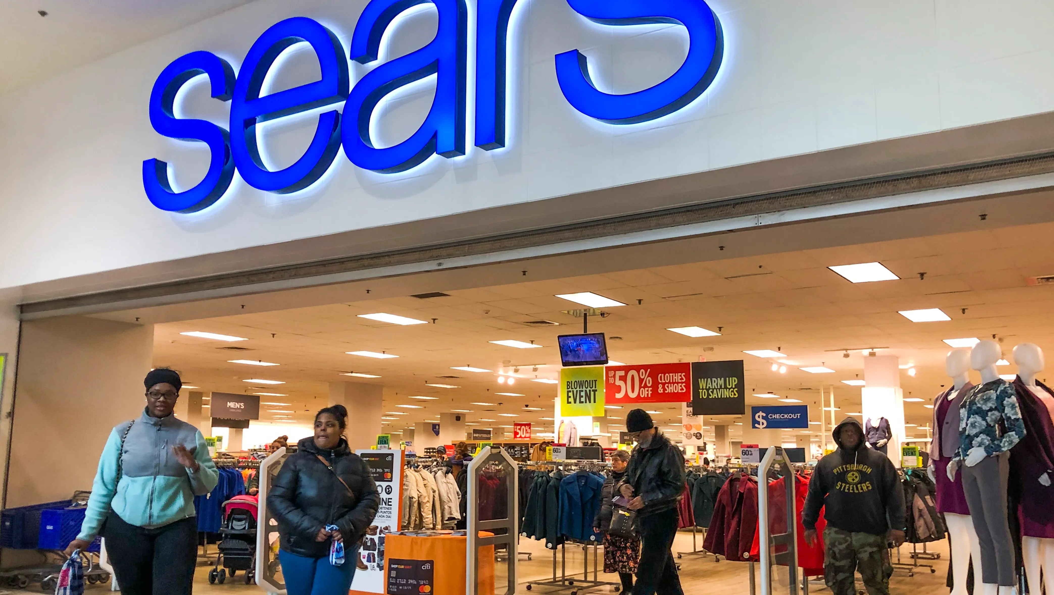 Sears Kmart Extra Day Negotiate Lifesaving Deal