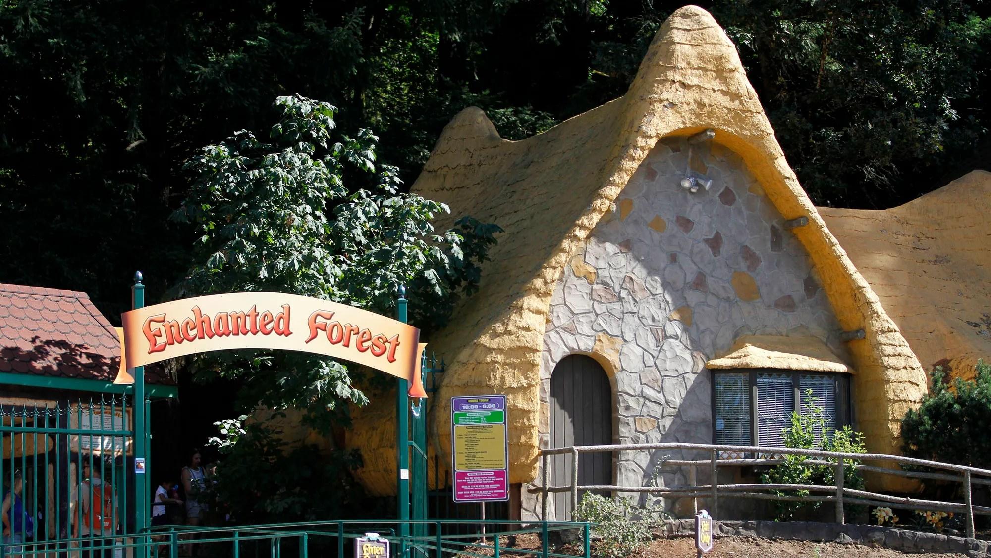 Turner Theme Park Oregon Featured