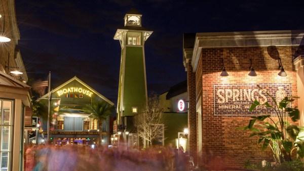 Disney Springs Downtown