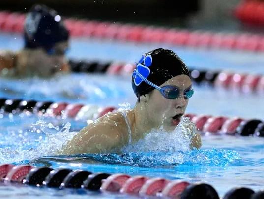 Dallastown vs West York swimming