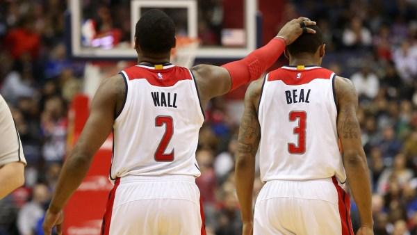 ' Washington Wizards Missing