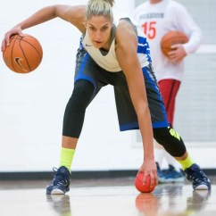 Academy Sports Folding Chairs Outdoor Directors Bar Height Healthy Elena Delle Donne Preps For Wnba Season