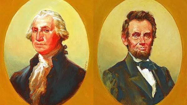 presidential portraits heading to
