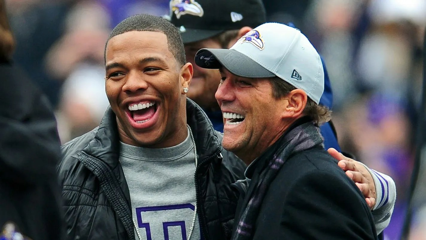 Ravens Owner Steve Bisciotti We Were Wrong On Ray Rice