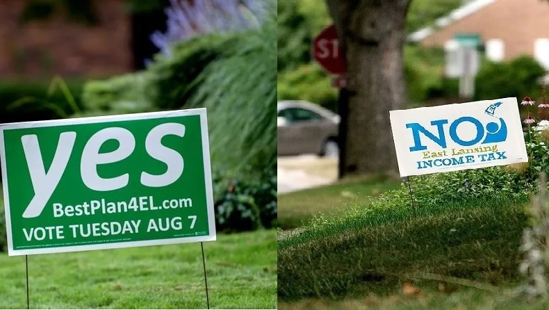 East Lansing voters What to know about the August 2018 in e tax