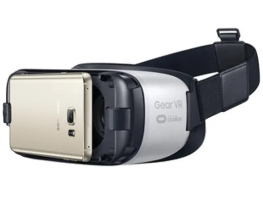 Gear VR works with one of four Samsung phones.