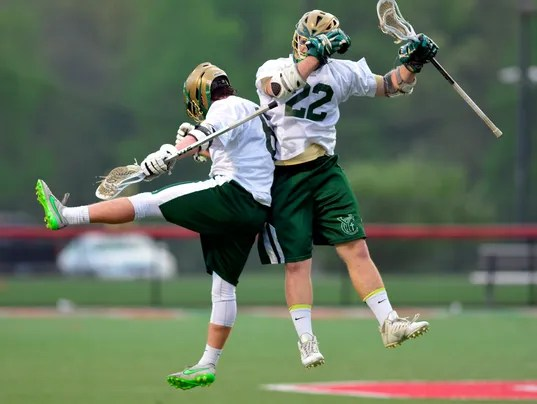 PHOTOS: Central York vs York Catholic in YAIAA semi-final boy's lacrosse