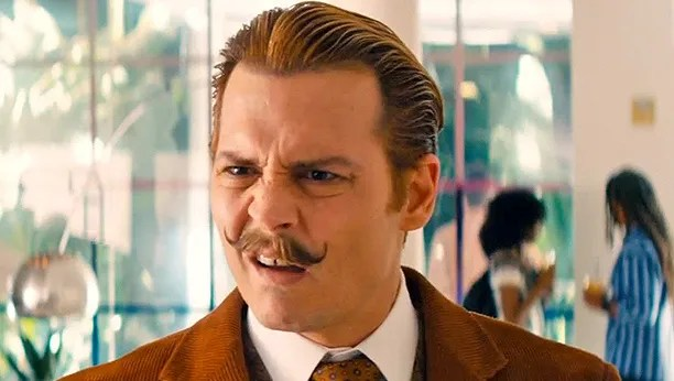 Review: 'Mortdecai' is charmless, unfunny