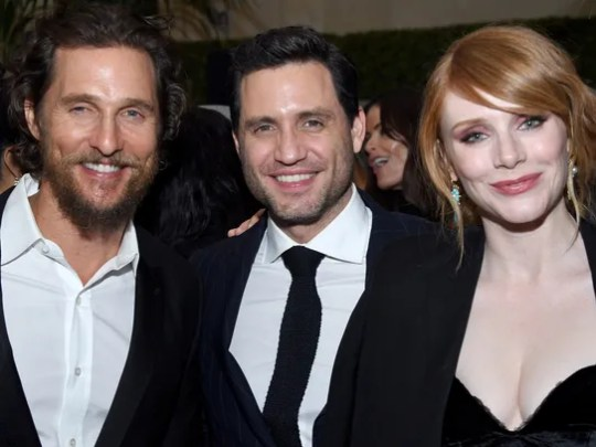 """Gold"" stars Matthew McConaughey (from left),  Edgar"