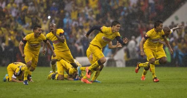 América tops Cruz Azul in dramatic Mexican league final