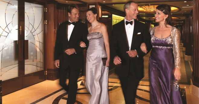 What People Really Wear On Formal Night Cruise Mood