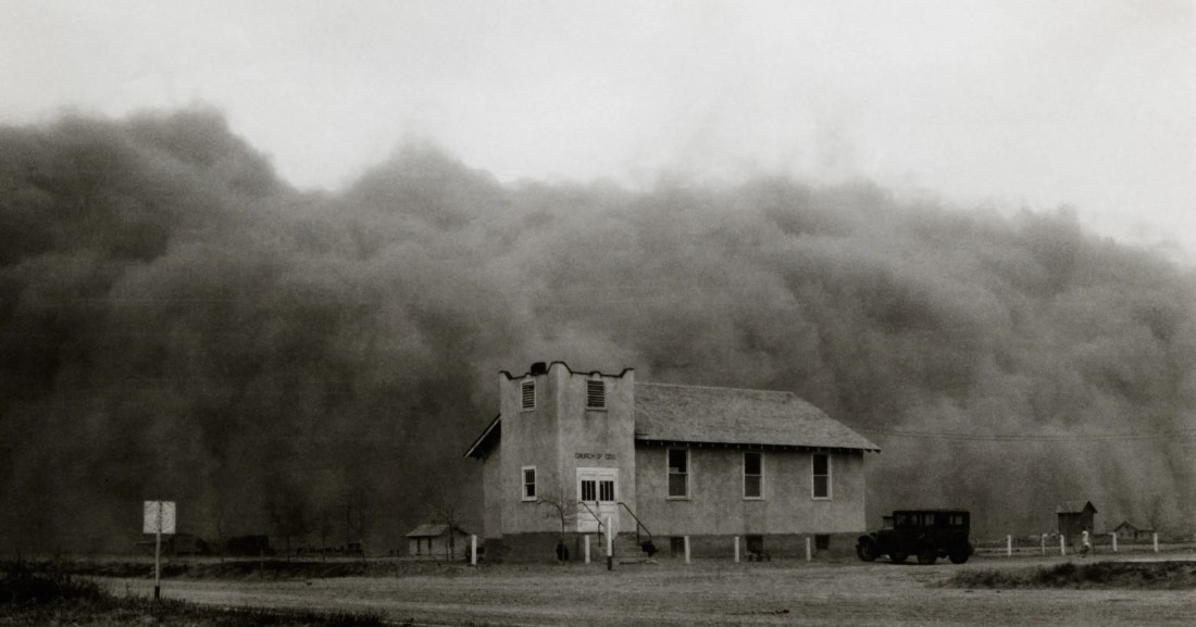 Image result for dust bowl
