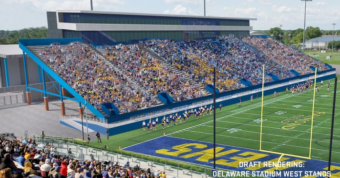 Image result for ud football stadium outside