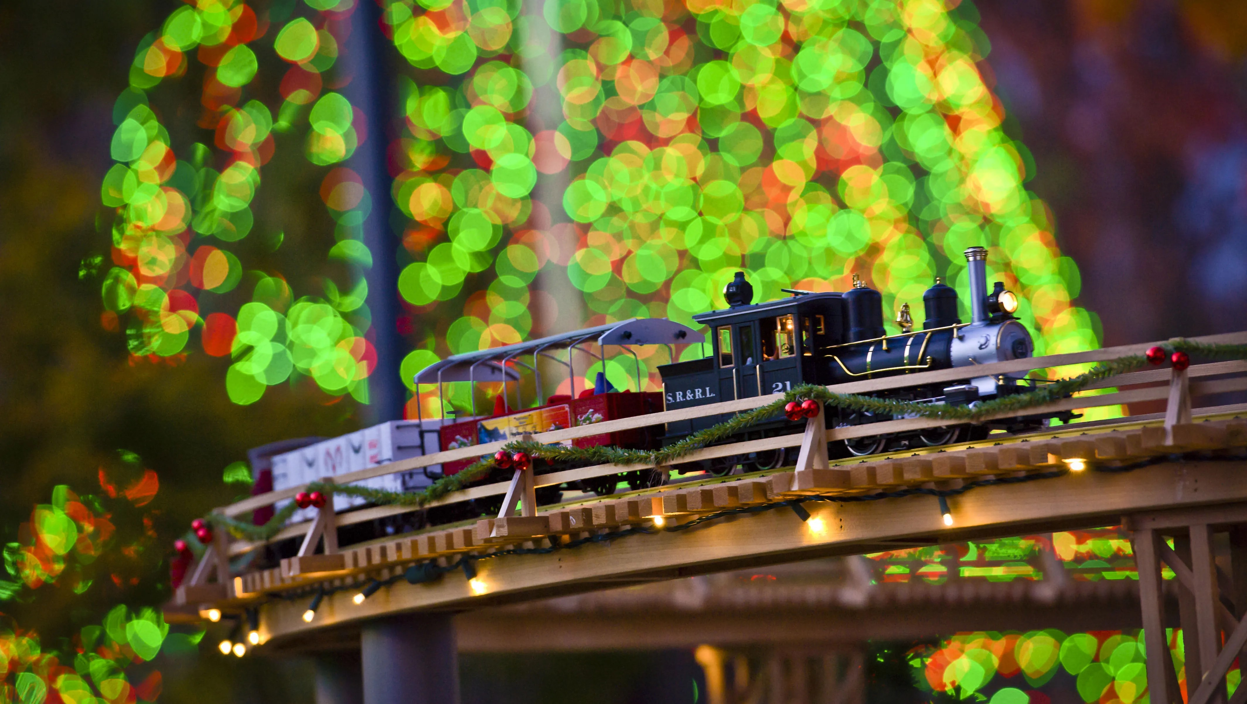 Atlanta Holiday Model Train Display