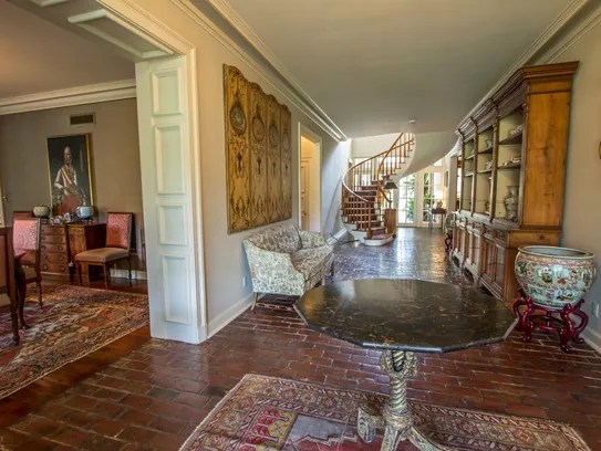 kitchen cabinets crown molding distressed tables must-see: $1.1m historic a. hays town mansion is for sale
