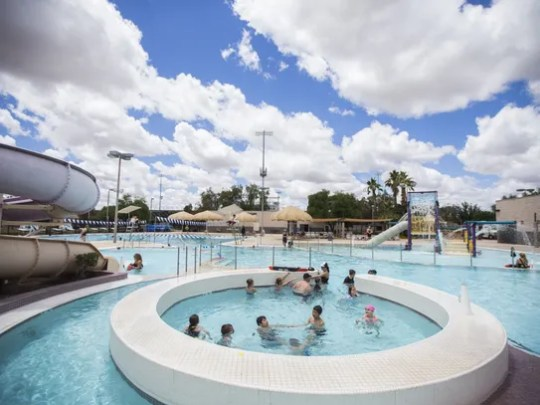 Hamilton Aquatic Center in Chandler is hosting a free,
