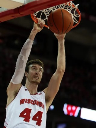 Image result for frank kaminsky wisconsin