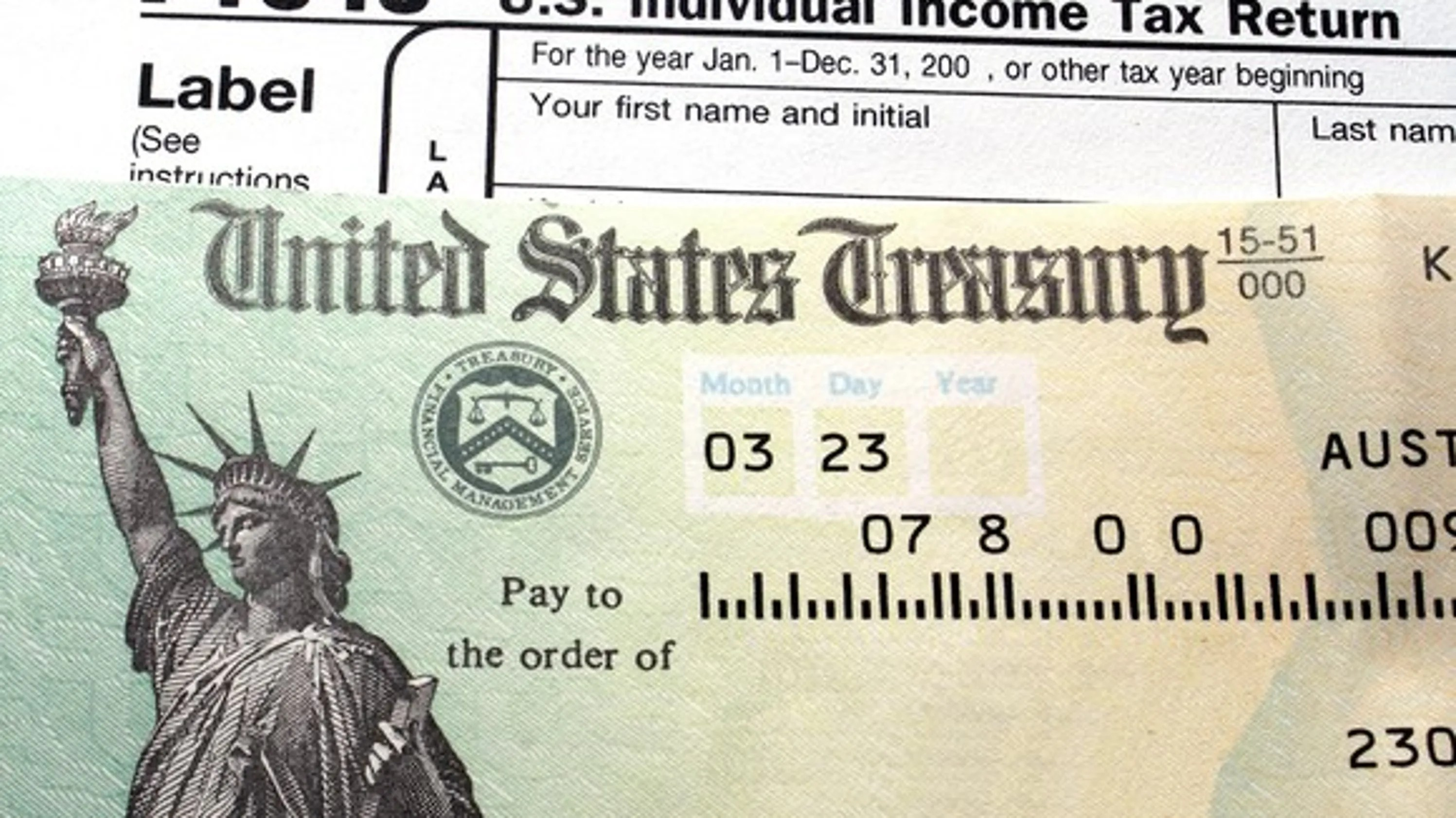 I How Tax My Can Check Return