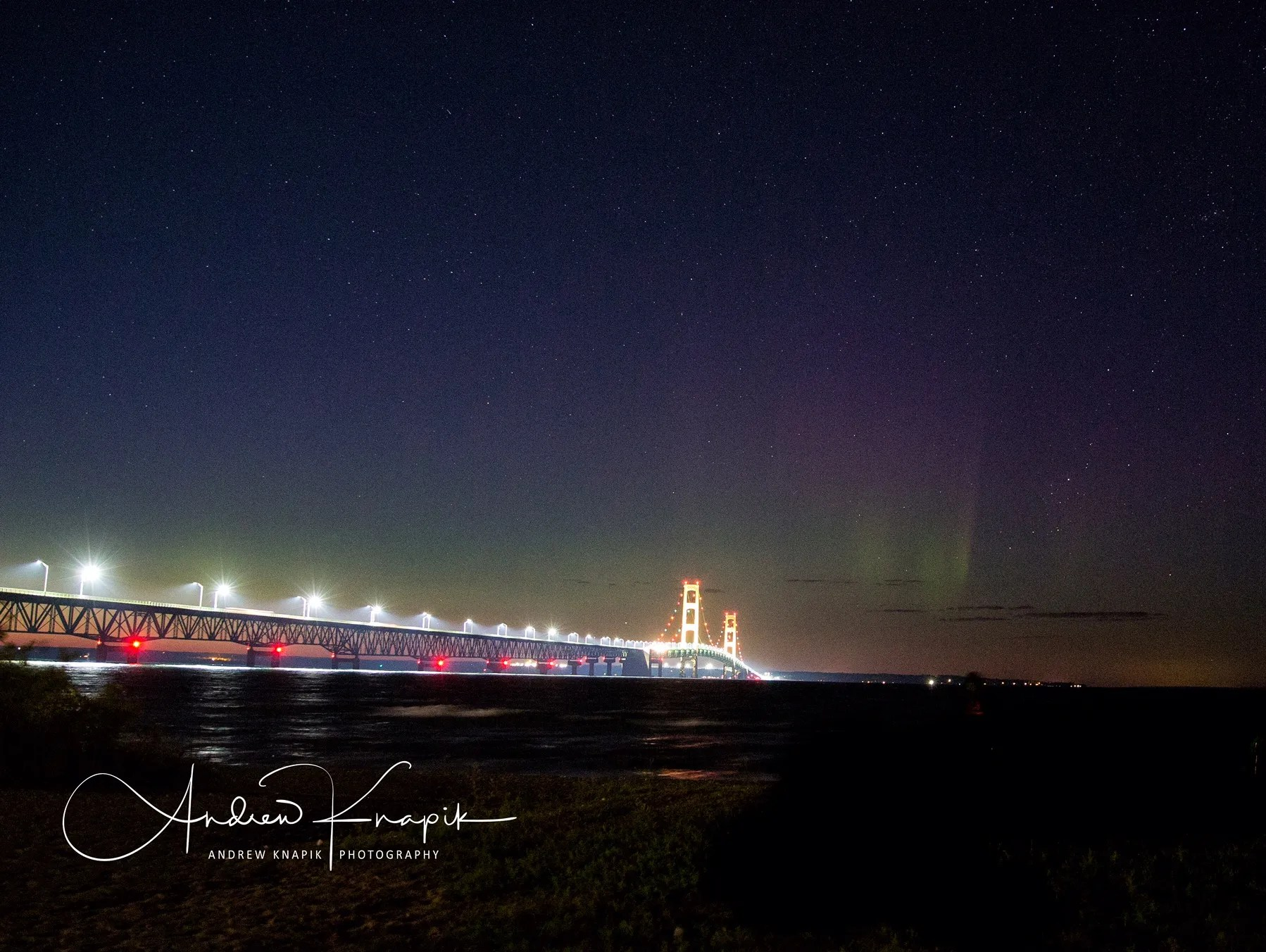 Northern Lights Houghton Mi