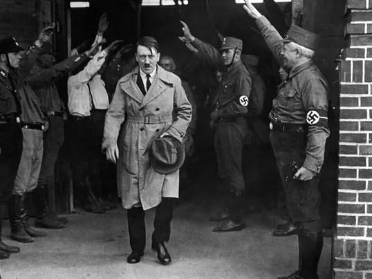 AP Travel Trip Hitlers Munich