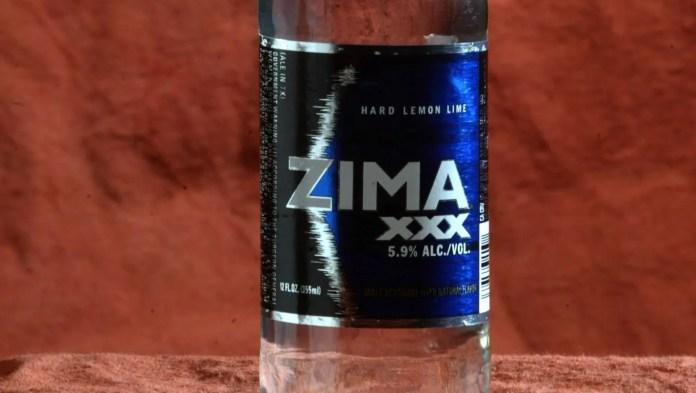 Huge demand for Zima as MillerCoors brings back taste of the '90s