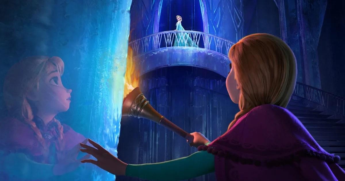 'Frozen' defrosts Kristen Bell's Disney dreams