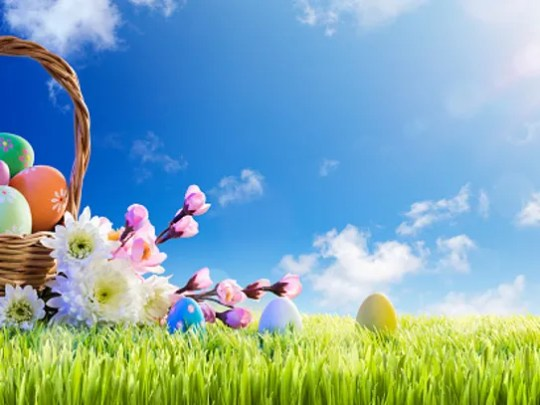 Join in the egg hunt at Anthem Days on Sunday, March