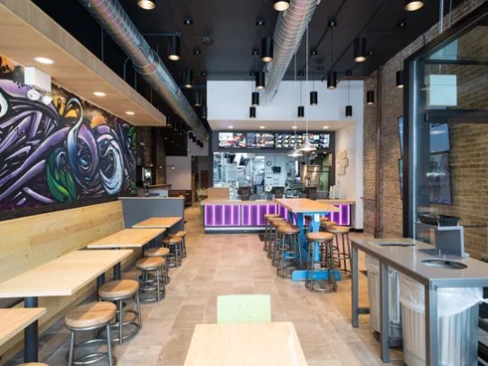 Taco Bell plans to open about 150 alcohol-selling locations,