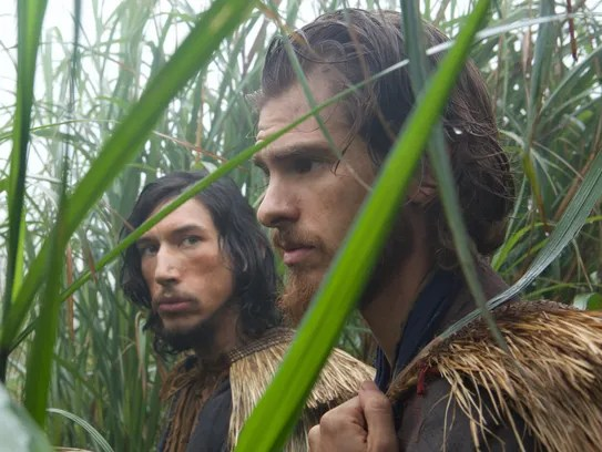 Image result for silence 2016 martin scorsese 20 years