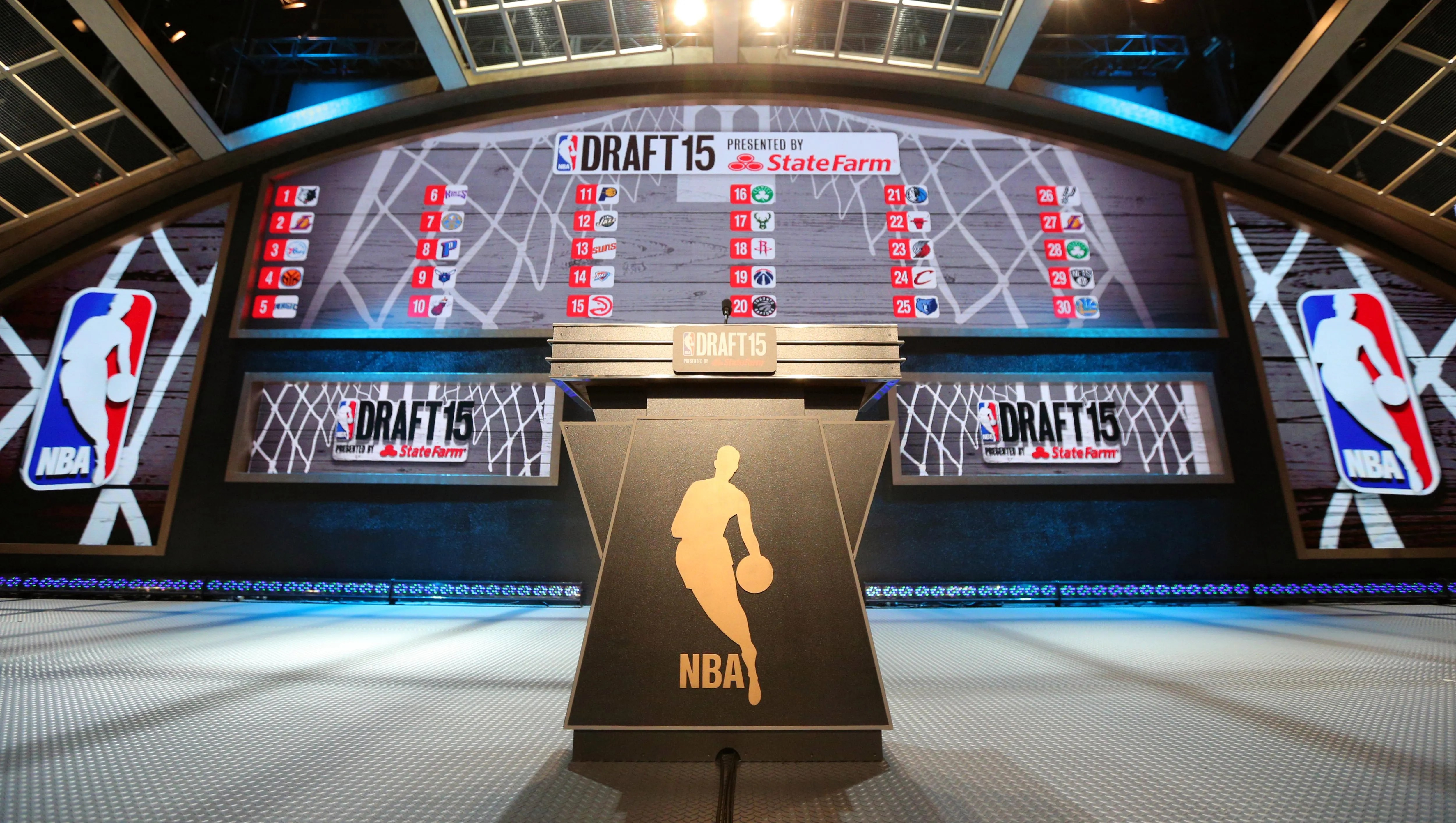 2016 NBA draft lottery: Odds. date. time. TV info. trades