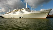 Ocean Liner Tours Historic Ss Rotterdam