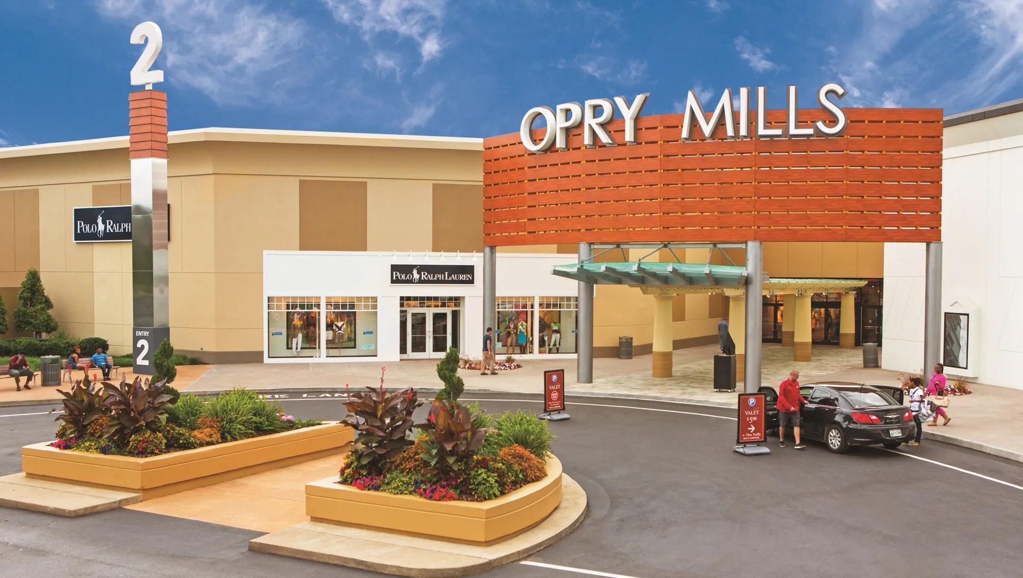 Nashville Opry Mills Mall