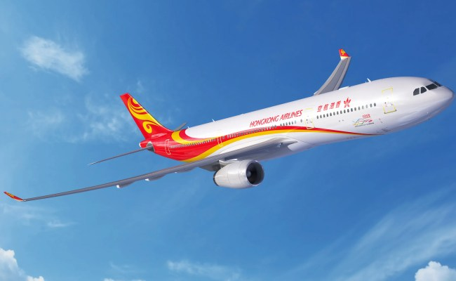 Hong Kong Airlines Adds Daily Flights To Vancouver