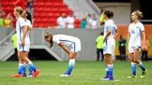USA Woman's Soccer Team