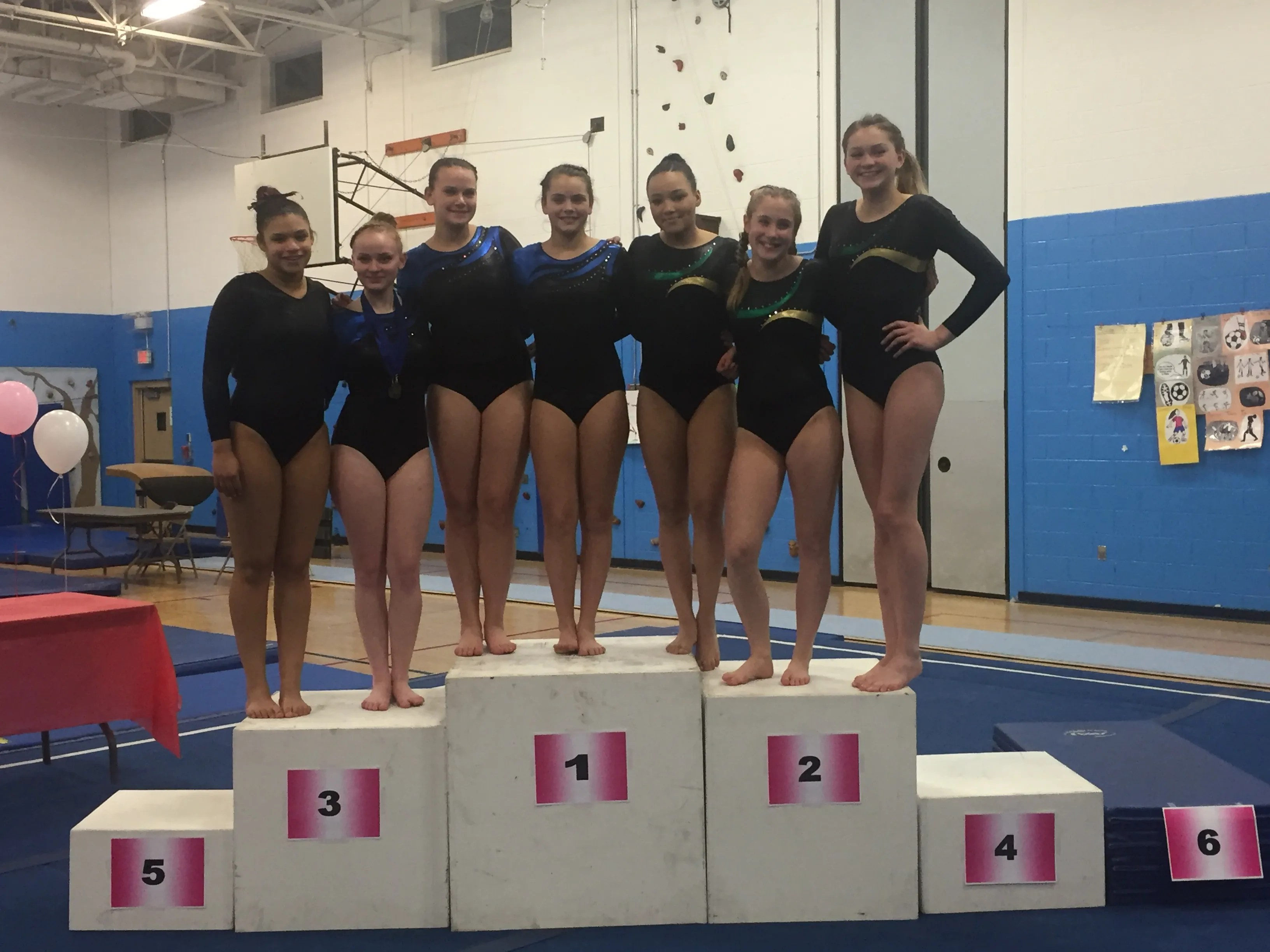 Gymnastics after a dream in the senior group. The best set of exercises