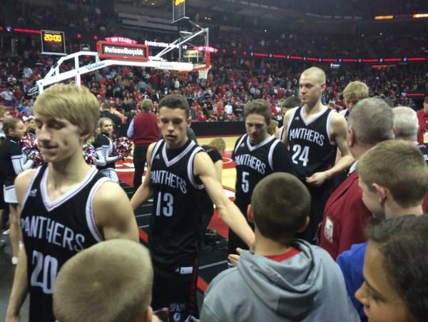WIAA State Boys Basketball Scores