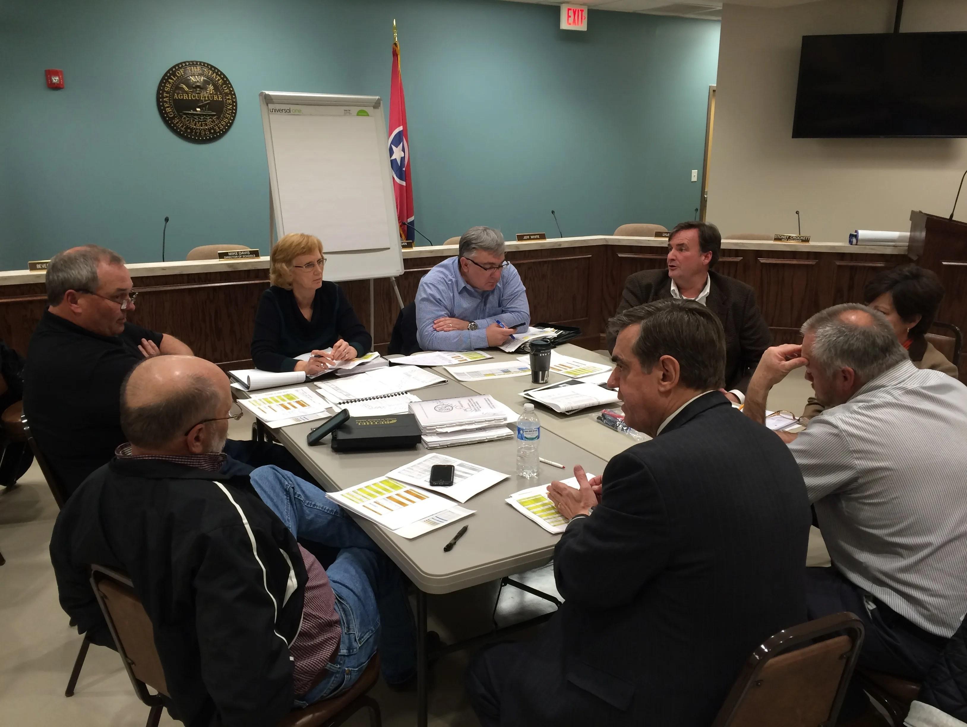 Robertson County Schools plans county athletic director job