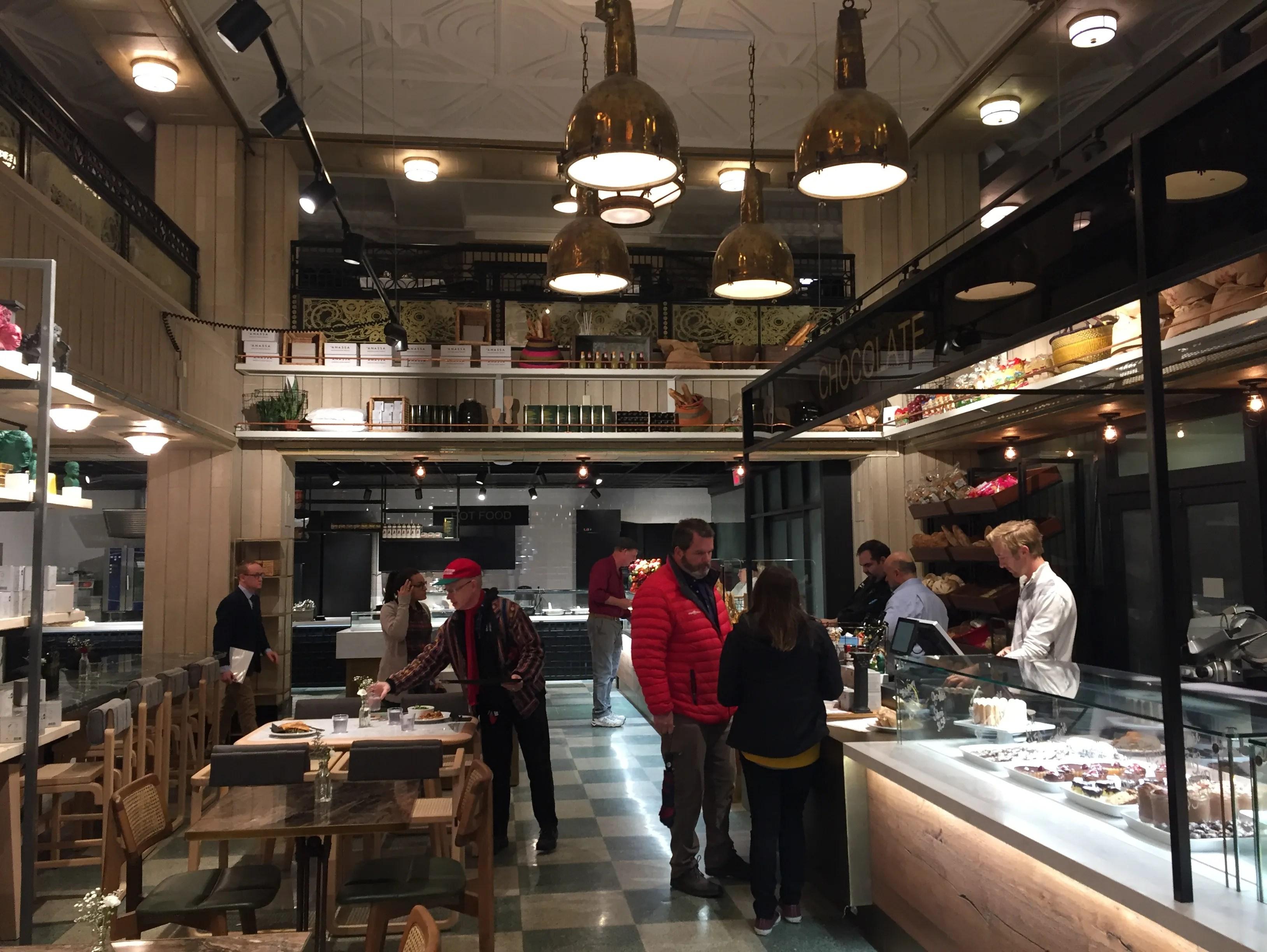 Greek Restaurant 2nd Avenue