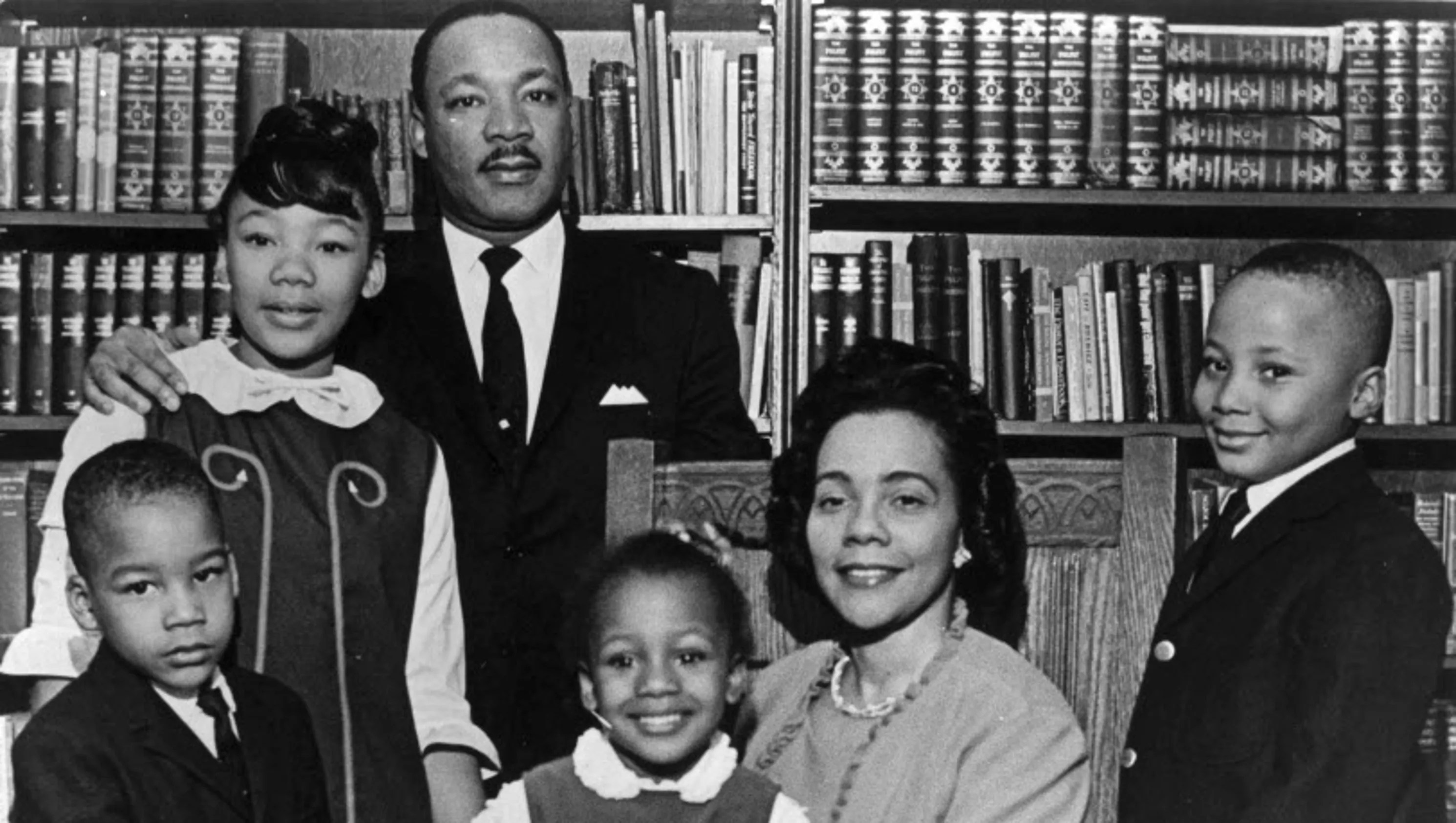 Martin Luther King S Heirs Milk A Legacy Our View
