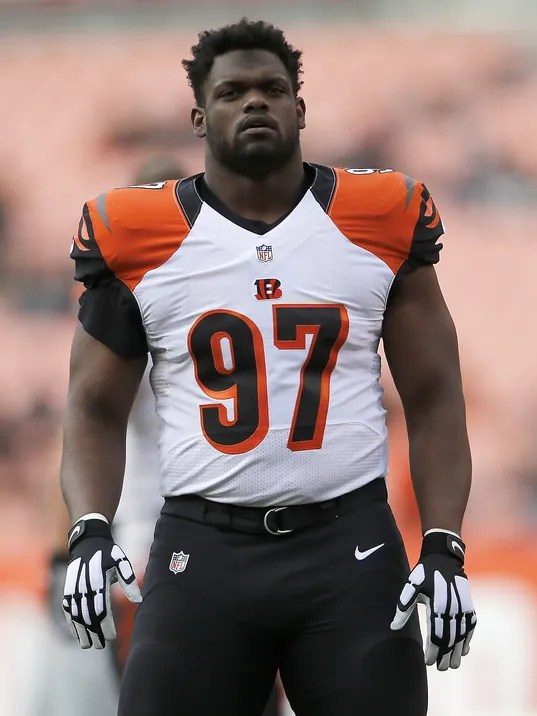 Geno Atkins Defining the value of disruption