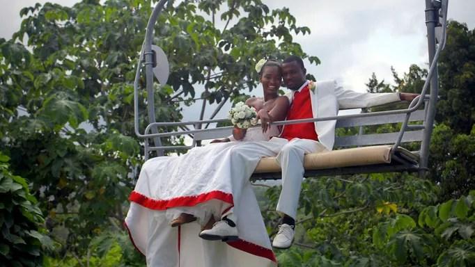 Destination weddings to Jamaica