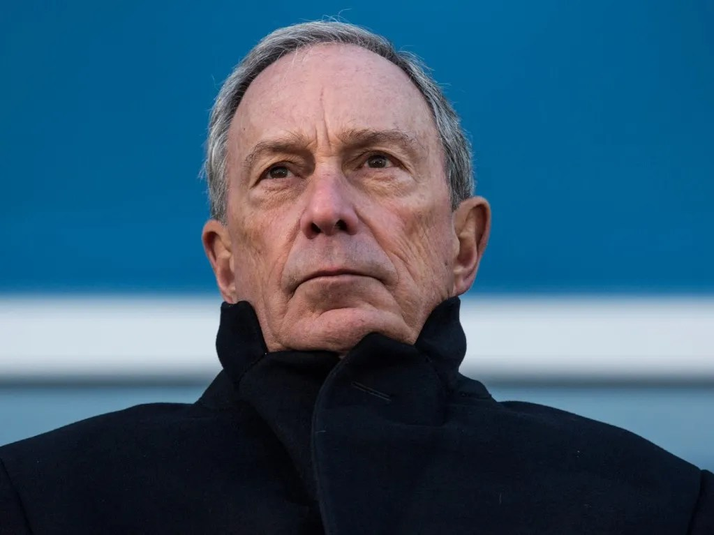 Michael Bloomberg Starts A Presidential Run In Alabama