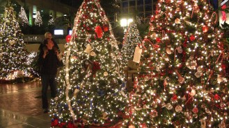 Festival of Trees returns to downtown Greenville
