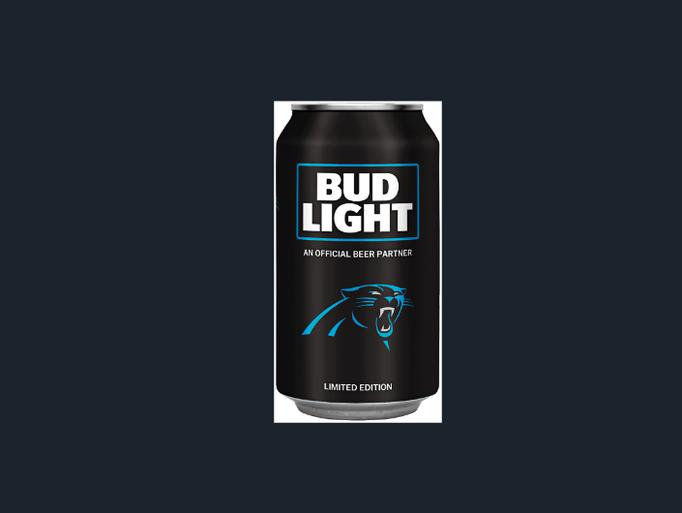 Nfl Bud Light Cans 2017
