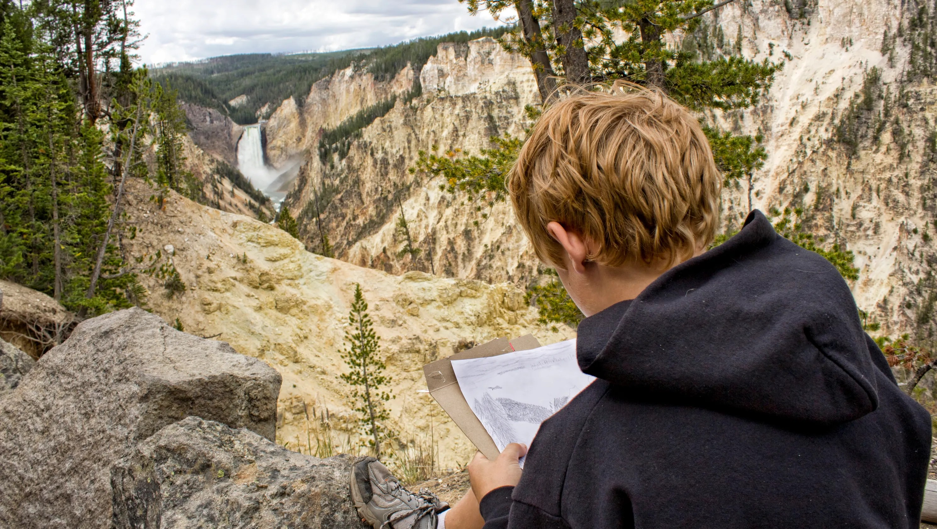 Yellowstone National Park 10 Activities For Kids And Families