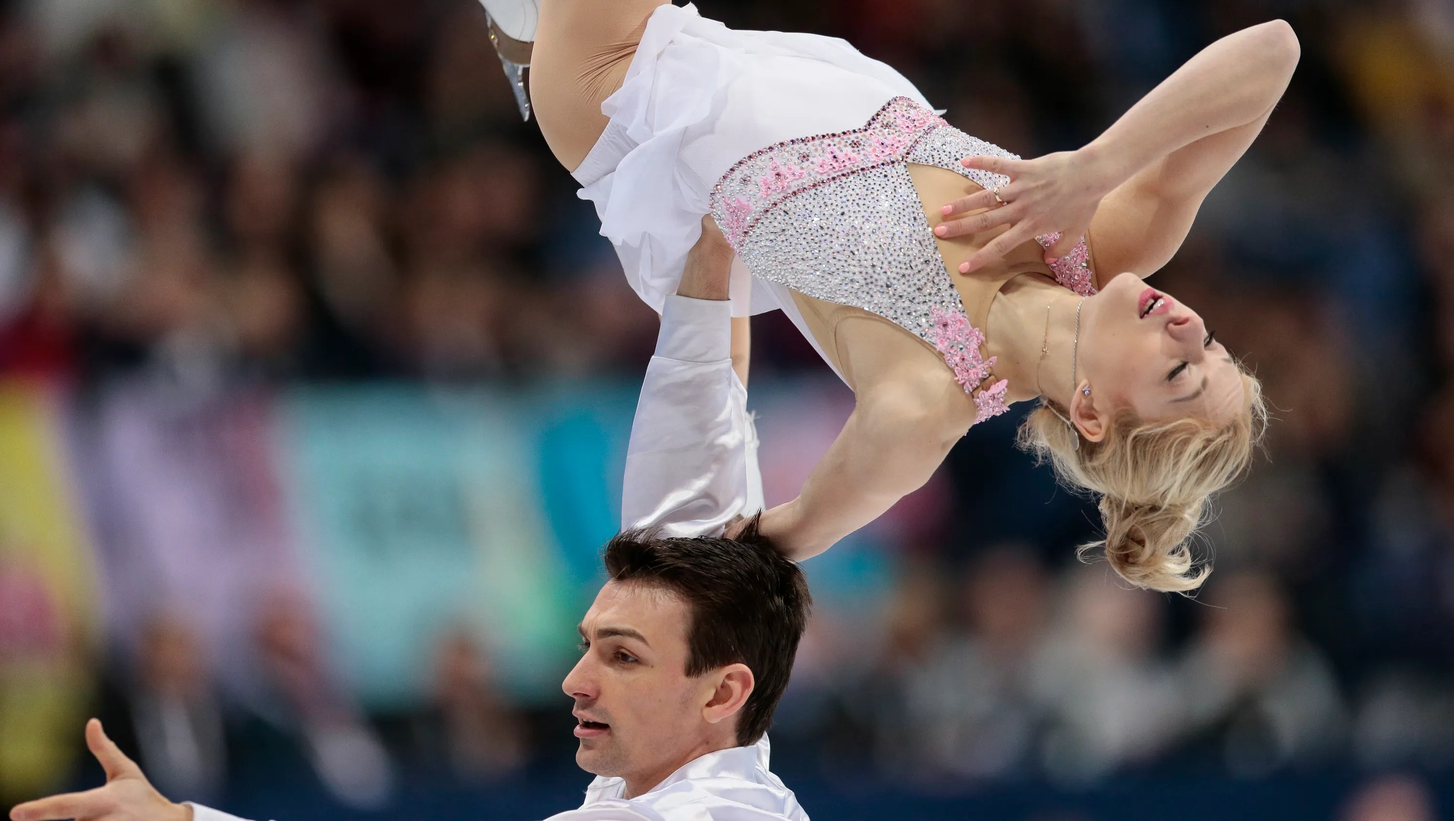 U S Will Send Only One Pairs Team To Olympics In