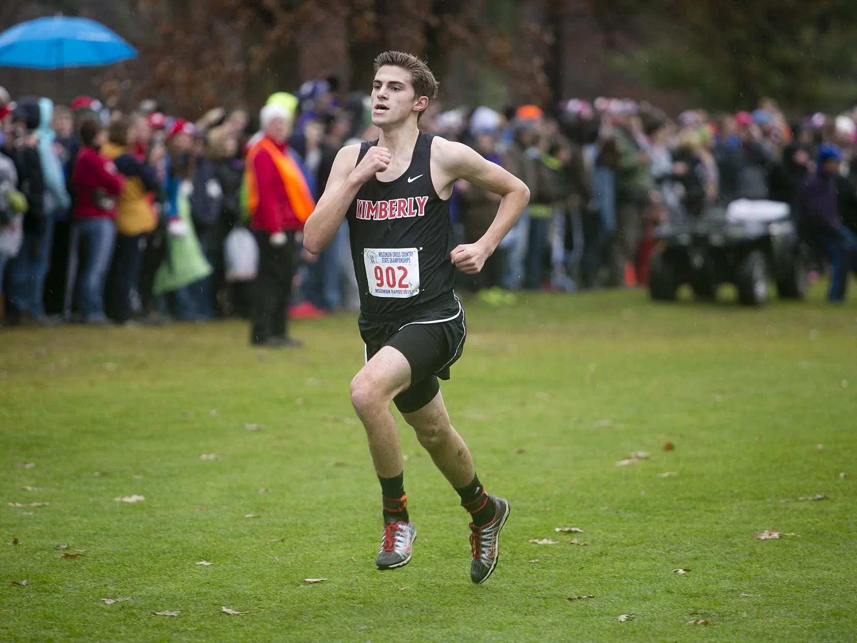 Kimberly Papermakers Win Cross Country Title Usa Today High School